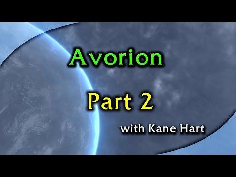 Avorion - Part 2 - Building a Better Combat Ship & Pirates & Exploring!