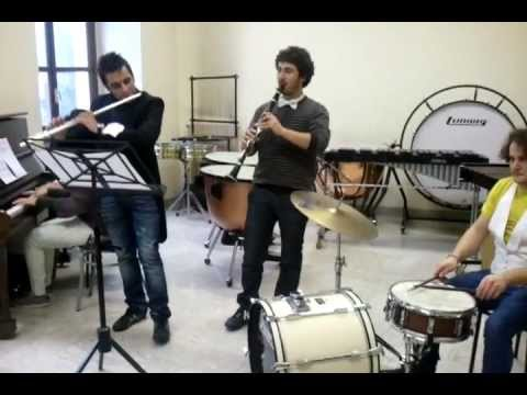 Happy Birthday/Ravel's Bolero  Mashup - Nicola Sala Small Band