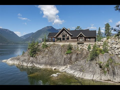 Majestic Waterfront Home in Boswell, British Columbia, Canada | Sotheby's International Realty