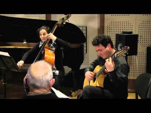 Quinteto Del Fuego - Decarissimo By Astor Piazzolla