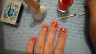 маникюр рисунок на ногтях лаком для начинающих видео урок(В этом видео подробно показывается и описывается.как легко и просто в домашних условиях можно разрисовать..., 2015-01-25T16:09:39.000Z)