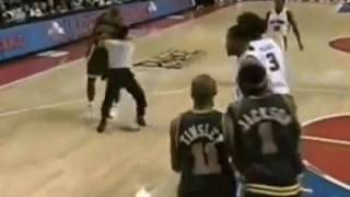 12 years ago today the greatest fight in nba history happened malice in the palace pacers pis