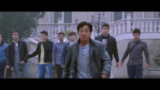 Jackie Chan || Stunts || Skiptrace || Russia Fight Scene || 1080P