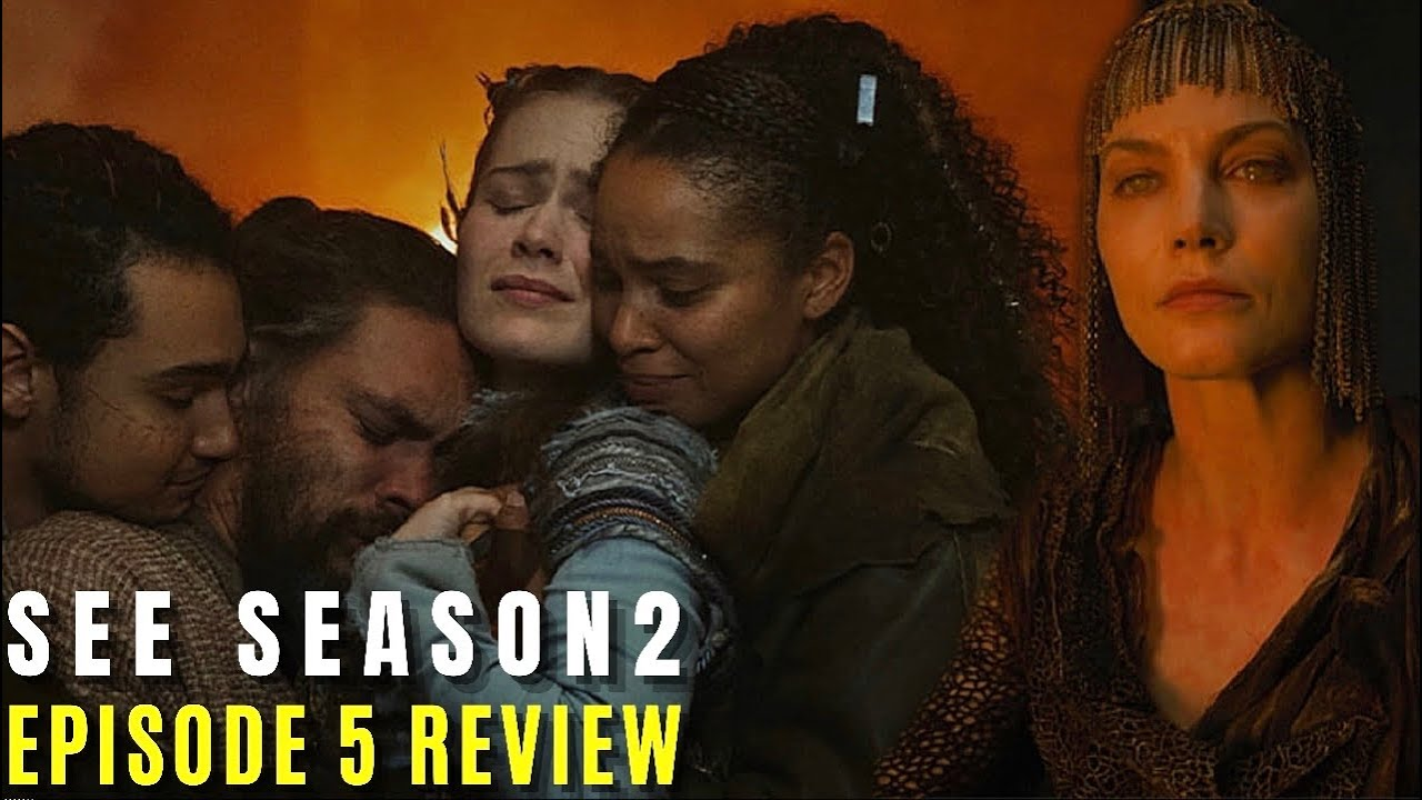 """Download SEE Season 2 Episode 5 Review """"The Dinner Party"""""""