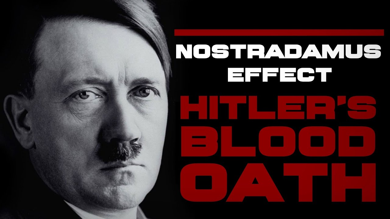 Nostradamus Hitler