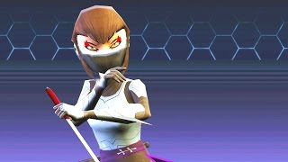 Teenage Mutant Ninja Turtles Legends IOS Walkthrough Part 7 Chapter 3 Part 1 Hard