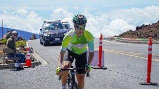 Racing Up A 10,000ft Volcano!! (Haleakala)