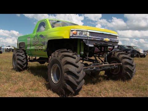 Le megatruck Bad Frog a un look de folie ! - Megatruck, qui sera le meilleur