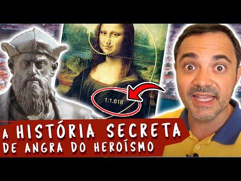A HISTÓRIA SECRETA de Angra do Heroísmo