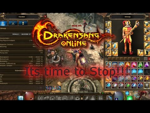 Its time to Stop with Drakensang Online!!!