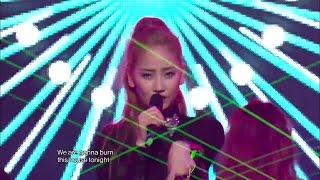 【TVPP】Wonder Girls - G.N.O (Girls Night Out), 원더걸스 - 걸스 나잇 아웃 @ Comeback Stage, Show! Music core