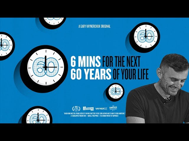 6 MINS FOR THE NEXT 60 YEARS OF YOUR LIFE - A RANT