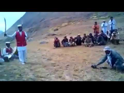 Chitral Scout Sword Dance