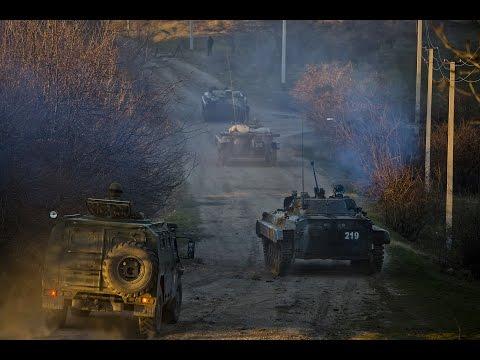 Russian Navy Military war game Drills Coast of Crimea Breaking News November 2015