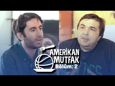 NBA'in En İyi Pivotu Kim?, En Etkili 5 Yabancı, Rockets vs. Warriors, John Wall   Amerikan Mutfak #2