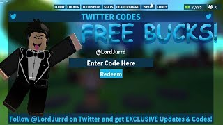 *ALL* NEW ISLAND ROYALE CODES! + FREE BUCKS! (Roblox)