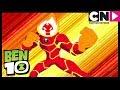 Ben 10 | Crazy Race Transformation | Drive You Crazy | Cartoon Network