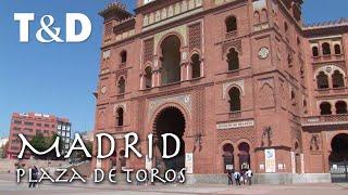 Madrid Tourist Guide: Plaza de Toros de Las Ventas - Travel & Discover
