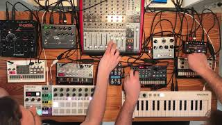 Volca 1,5 Hour Dub House & Downtempo Jam (2019-03-23)