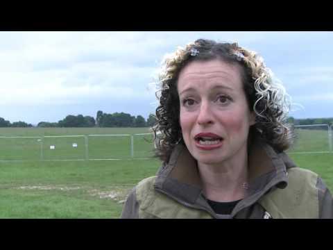 Kate Rusby Interview @ Beverley Folk Festival 2016