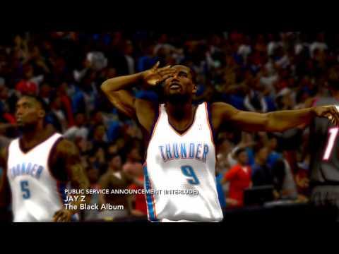 NBA 2K13 - Oklahoma City Thunder (2013) Intro