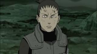 Inoichi & Shikaku's Death