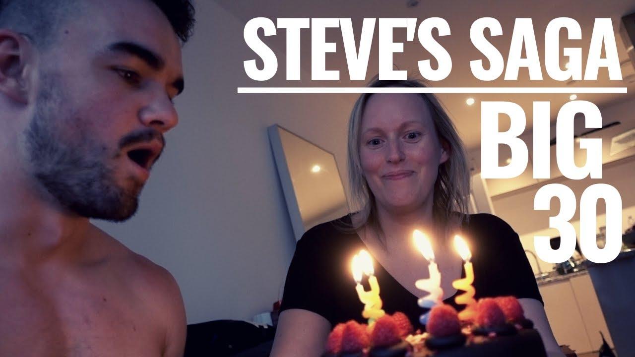 Steve's Saga - Big 30