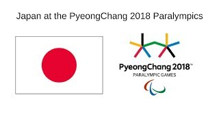 Japan at the PyeongChang 2018 Winter Paralympic Games