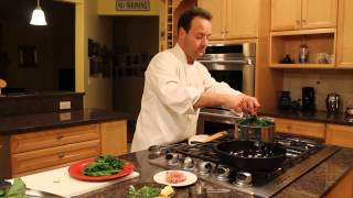 How to Prepare Broccoli Rabe and Sausage