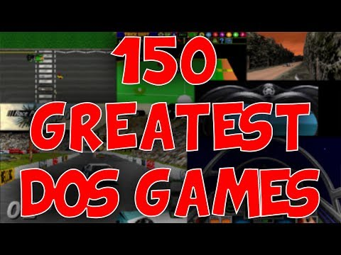 150 GREATEST DOS GAMES! | DOSBOX #1