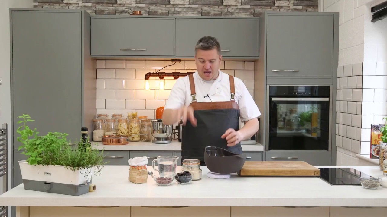 Lékué Silicone Bread Maker | Peter Sidwell - YouTube