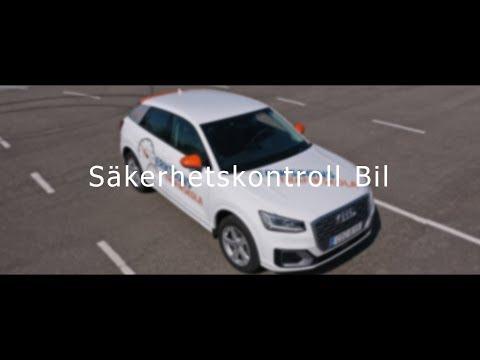 Säkerhetskontroll Bil - Erikssons Trafikskola
