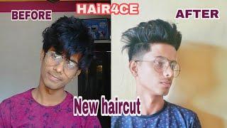 NEW HAIR STYLE !  HAiR4CE