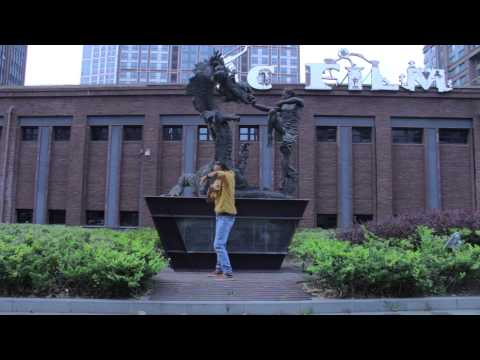 ParadoxIN: Jackie Chan Film Gallery , Shanghai | Dance Freestyle