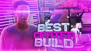 The Best Inside Center Build In NBA 2K19!! This Two Way Rebounder Build Is Underrated