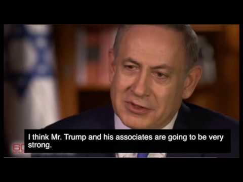 Netanyahu Has Claimed to Speak for the American Jewish Community - and then He Says This