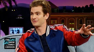 Andrew Garfield Once Lived Out 'White Men Can't Jump'