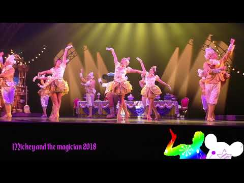 [Disneyland Paris Shows] Mickey and the Magician 2018 - FULL Show