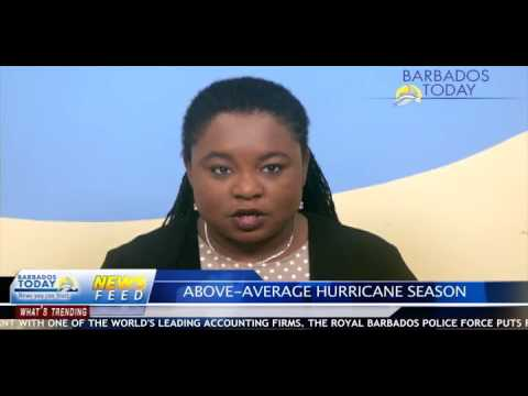 BARBADOS TODAY MORNING UPDATE - May 26, 2017