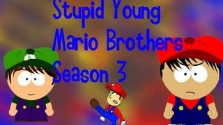 Stupid Young Mario Brothers - Episode 33
