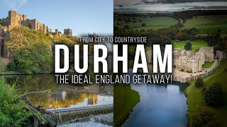 DURHAM, ENGLAND: Top things to do in Durham - epic castles and awesome