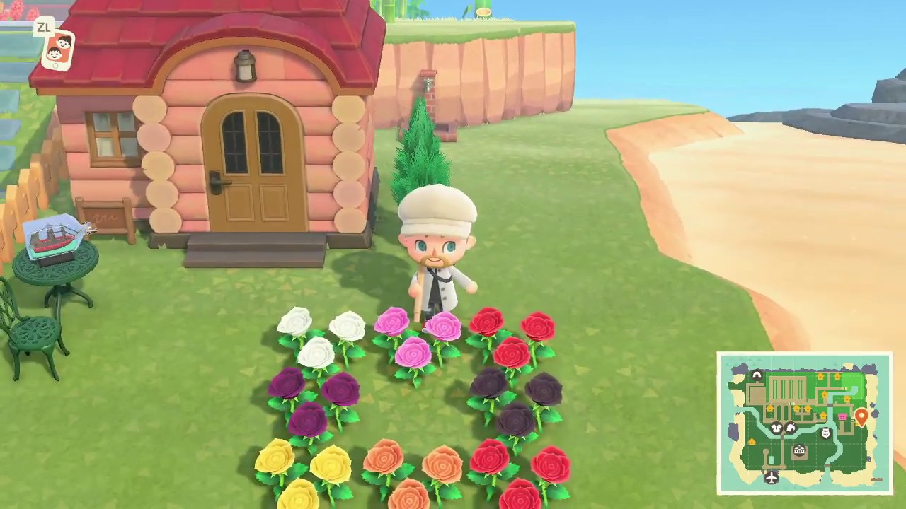 How Hybrid Flowers And Cross Pollination Work In Animal Crossing