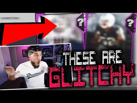 THESE ARE GLITCHY!! *MUST DO* MADDEN 19 PACK OPENING