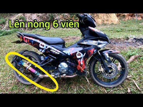 Exciter 150 Độ Bô FC | Nguyễn Khả Quân