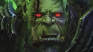 WoW Legion 7.1.5. Цитадель Ночи финальный ролик ( на русском языке)