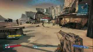 Borderlands 2 Mac Graphics Test Maxed