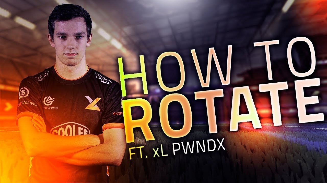 HOW TO ROTATE | ROCKET LEAGUE 3v3 ROTATIONS GUIDE FT  PRO RL PLAYER XL PWNDX