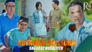 Shaxboz Nuraliyev - Kuyaman bu kecha | Шахбоз Нуралиев - Куяман бу кеча