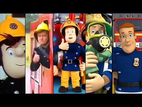 Every Fireman Sam Intro 1987 - 2018 (32th Anniversary Mashup)
