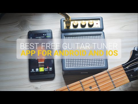 Best Free Guitar Tuner App For Android, IOS And Windows Phone